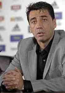 Antonio Prieto, el director deportivo