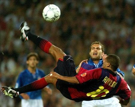 50 Figuras del Barça 2000 - 2011 Rivaldo